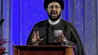 "Imam Syed Hassan al-Qazwini - ""Walking with God"