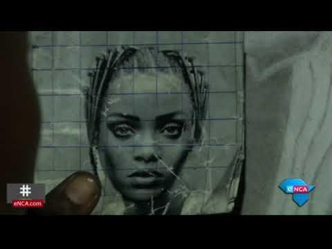 Nigerian 11-year-old hyper-realist artist gains world acclaim