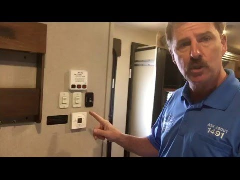 How the Dometic Thermostat Works - by Paul