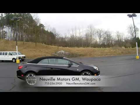 2016 buick cascada walk around review 29 485 youtube