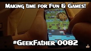 Sleeping Shooty Da Da (#GeekFather 0082)