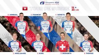 Bande-annonce Tour de Suisse 2019