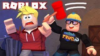 Roblox: JV VIROU A FERA DA MARRETA! Flee The Facility