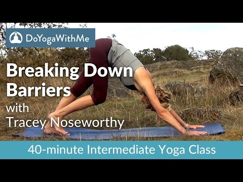 Power Yoga with Tracey Noseworthy: Breaking Down Barriers