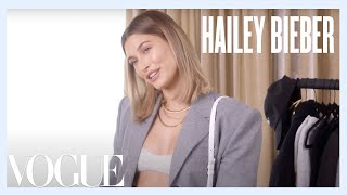 Every Outfit Hailey Bieber Wears in a Week | 7 Days, 7 Looks | Vogue