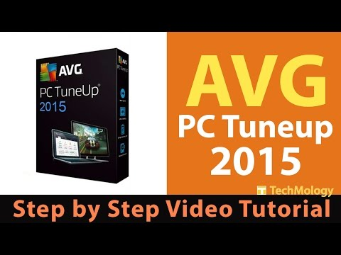 AVG PC Tuneup 2015 - Setup & Review