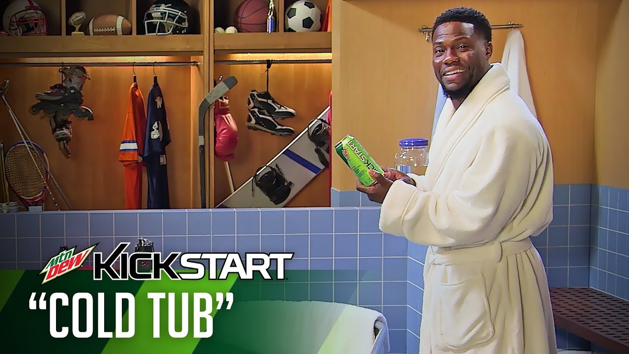 Who Put The Cans in Kevin Hart's Cold Tub?