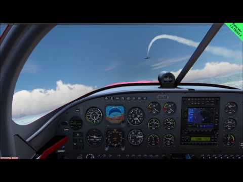 Flight Sim World - Community Fly-in with Cryss