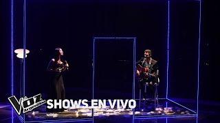 Axel y Amorina Alday cantan Te voy a amar del coach - La Voz Argentina 2018 YouTube Videos