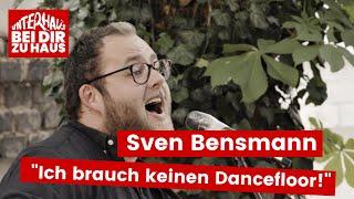 Sven Bensmann – Zeltpartyboy | unterhaus bei dir zu Haus