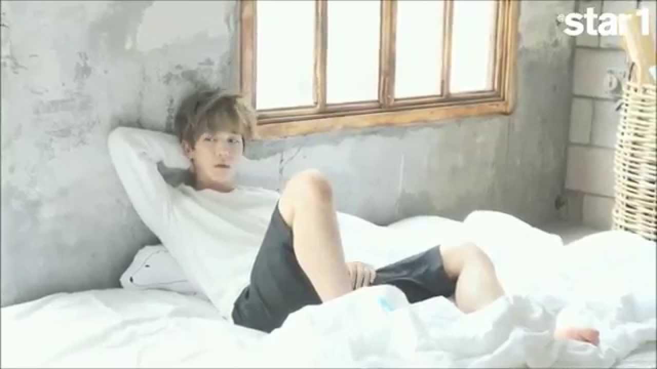 Innocent Girl Wallpaper Exo Baekhyun Star1 Magazine Youtube