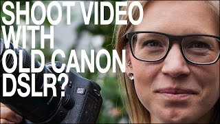 Installing Magic Lantern on Canon 50D - Turn your old photo DSLR into a Full HD video camera(Do you own an old Canon DSLR that you bought in a time when a DSLRs were used to take photos only and video required big heavy video cameras? We do ..., 2016-07-26T22:04:16.000Z)