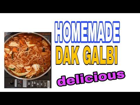 DAK GALBI