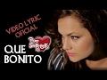 Que Bonito Puro Sentimiento Video Lyric Oficial 2017 HD
