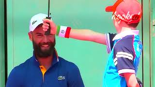 20 FUNNY MOMENTS WITH BALL BOYS IN SPORTS