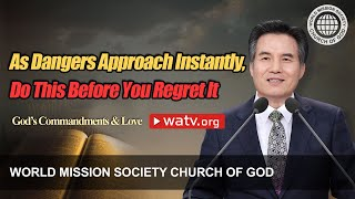 Download Video God's Commandments & Love [World Mission Society Church of God Video Sermon] MP3 3GP MP4