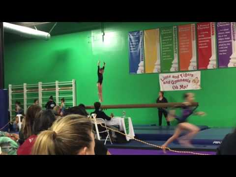 Ella Jordan Level 4 Emerald City Gymnastics Meet