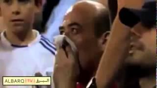 футбольные приколы, юмор  Криш разбивает нос фанату