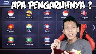 Pengaruh Bendera Di Mobile Legends Dan Kenapa Orang Indo Tidak Pakai Bendera Indo - ML Indonesia #22