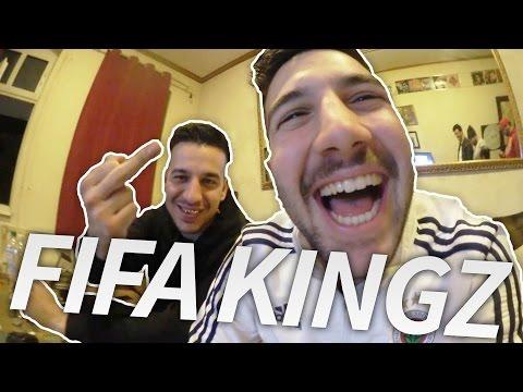 Mert vs. UFO361 || FIFA KINGZ #02
