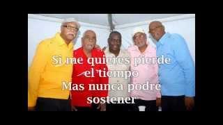 Hermanos Lebron - Que Pena (Letra)