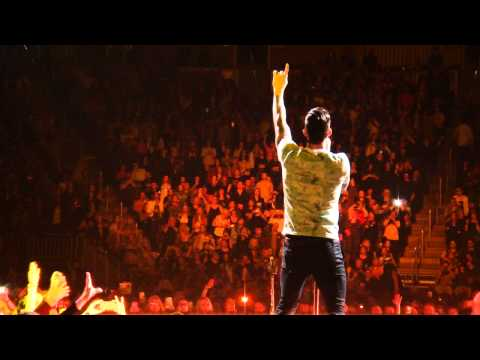 12 Payphone 13 Daylight MAROON 5 Pittsburgh Pa Consol Center 3-13-2015 CLUBDOC