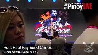 Philippine Independence Day celebration in Dubai