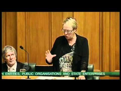 Debate on Crown Entities, Public Organisations - Retirement Commissioner - Part 4