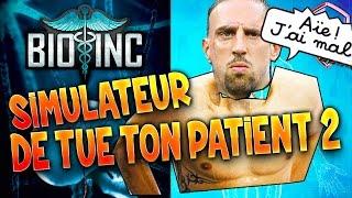 "Bio Inc - Simulateur de ""Tue ton patient"" 2 ( iOs, Android )"