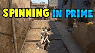 Spinbotting in Prime matchmaking! (Server crash exploit)