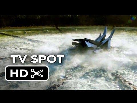 The Hunger Games: Catching Fire - Spinning Cornucopia SPOT (2013) HD