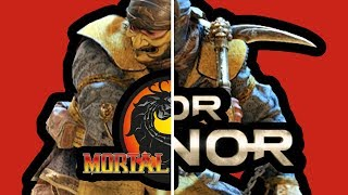 Facing Scorpion in For Honor - For Honor