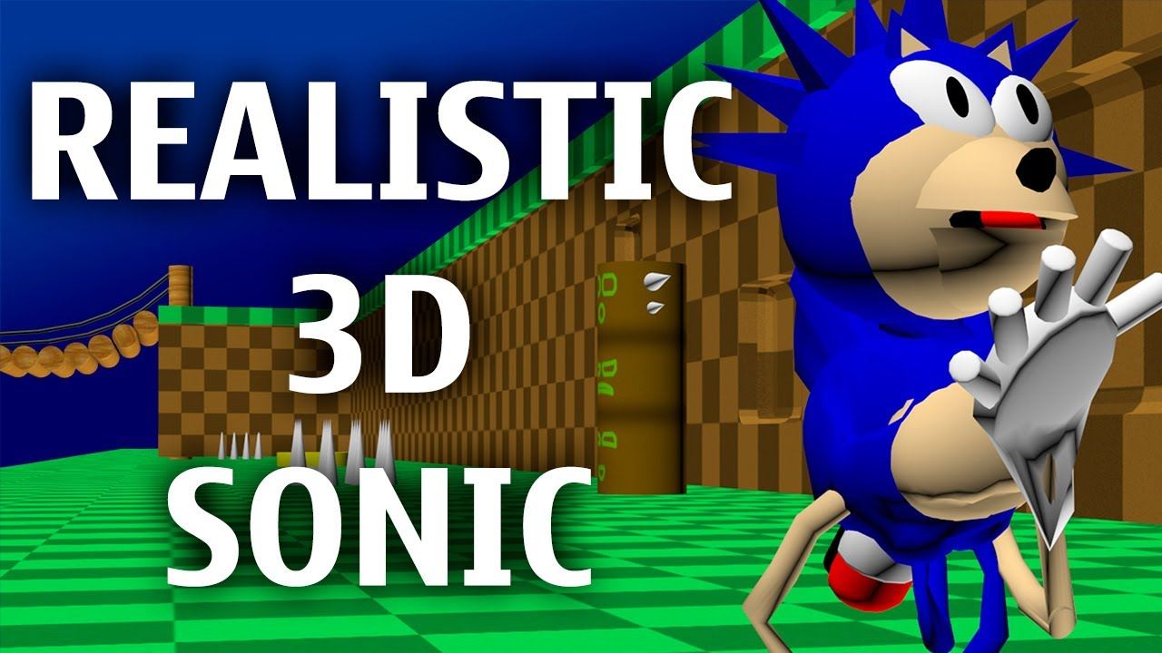 poorly made 3d animations