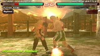 Tekken 6 - Gameplay - User video