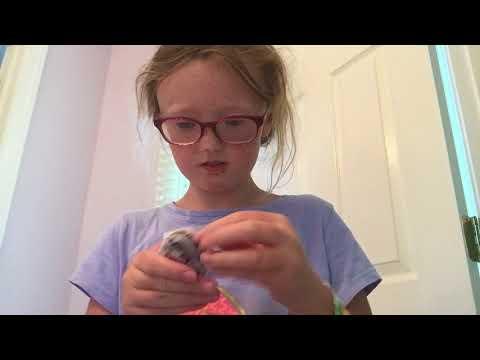 Mini Nutella jar diy