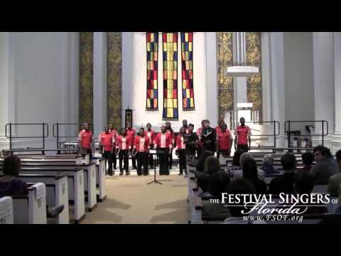'Wana Baraka' performed by FSOF, NCC, and Orange County students