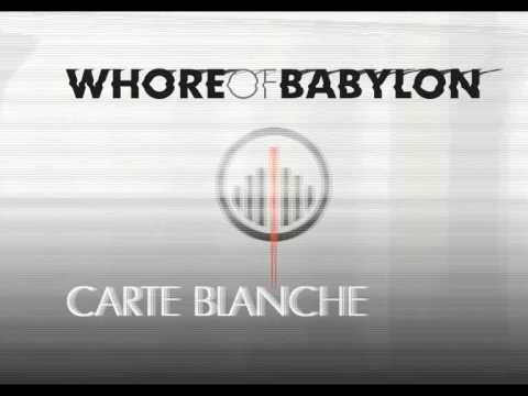 Whore Of Babylon - Carte Blanche
