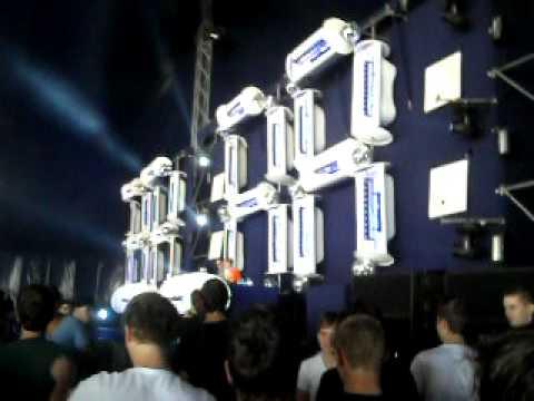 Second Identity LIVE @ Defqon 1 2010, Almere Strand