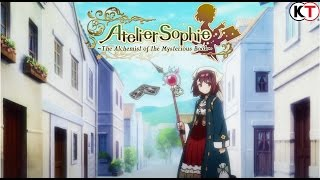 Atelier Sophie - Launch Trailer