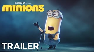 Minions - Blu-ray Trailer w/ 3 All-New Mini Movies (HD) - Illumination