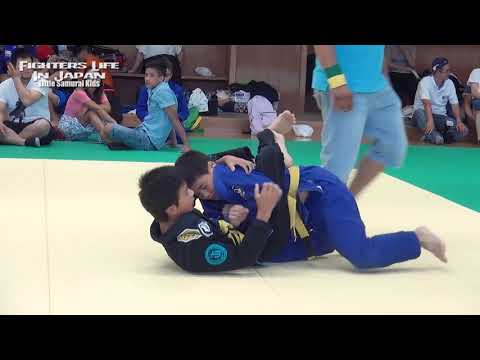 FL - Ueda Kohei F1 -  Little Samurai Kids