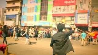 ICC WORLD CUP T20 2014 [ FLASH MOB ] Daffodil International University ( DIU )