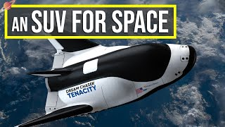NASA's SUV: The Dream Chaser Gets A Second Chance