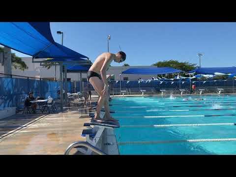 SUNY New Paltz Swimming 2020 Florida Training Trip