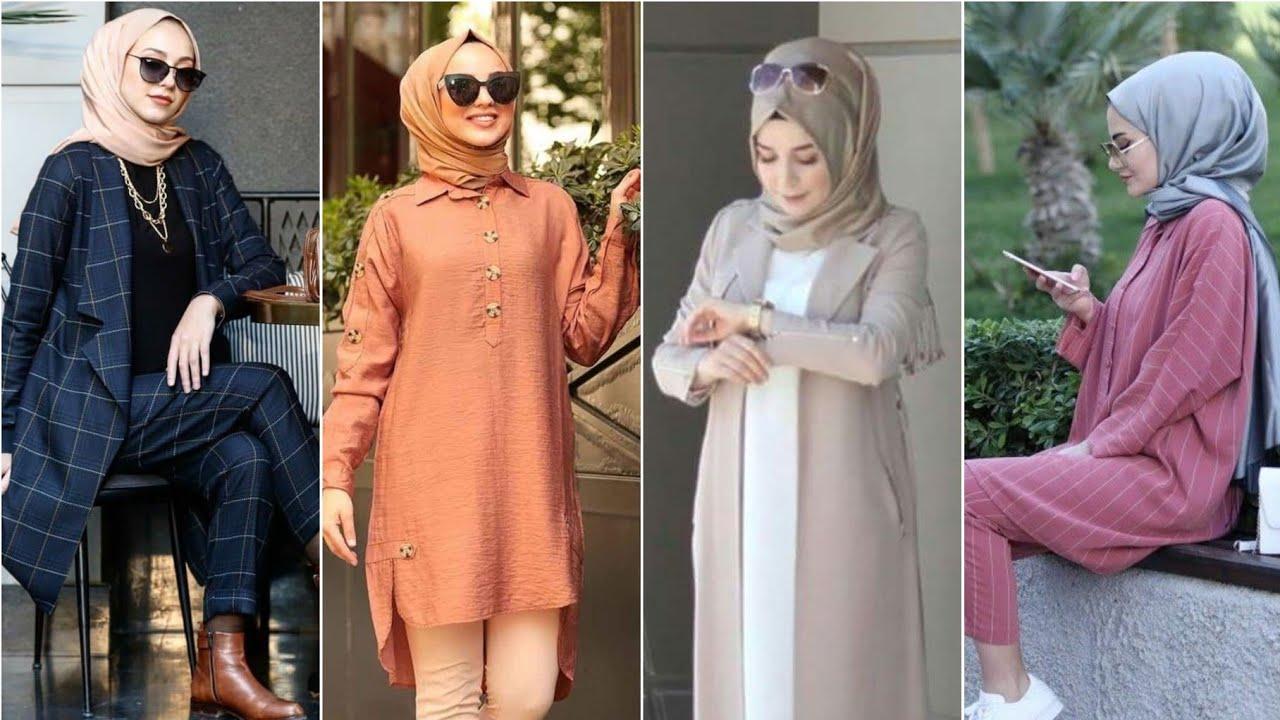 Modern Hijab Style 2020