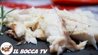 543 - Spigola o branzino al sale..capodanno niente male! (secondo di pesce facile buono e delicato)