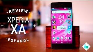 Sony Xperia XA - Review en español