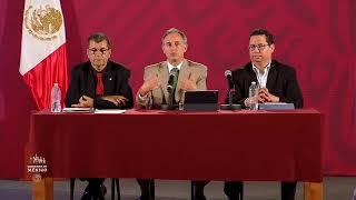#ConferenciaDePrensa: #Coronavirus #COVID19 | 11 de marzo de 2020