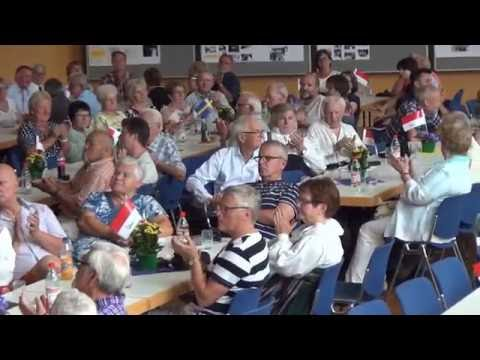 Festabend Partnerschaft Degerfors Oedheim Reden