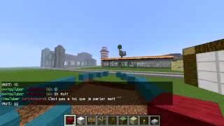 [Minecraft] Episode 1 / Presentation du serveur